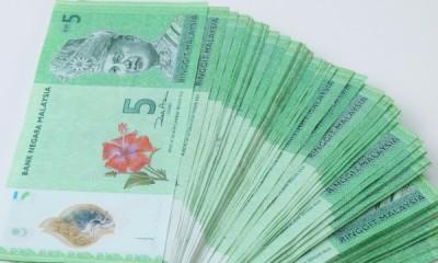 Hidayah simpan duit RM5